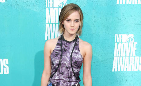 Emma Watson or Lucy Hale: Who looked better at the MTV Movie Awards?