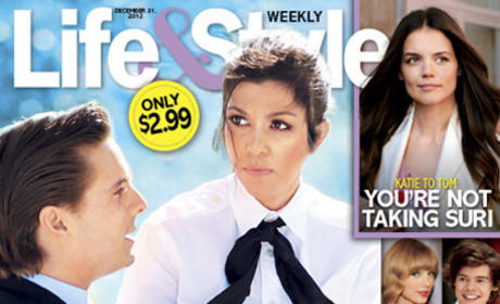 Kourtney Disses Scott!