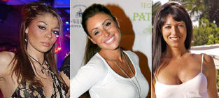 Who Would You Rather: Tiger Woods Mistress Style!