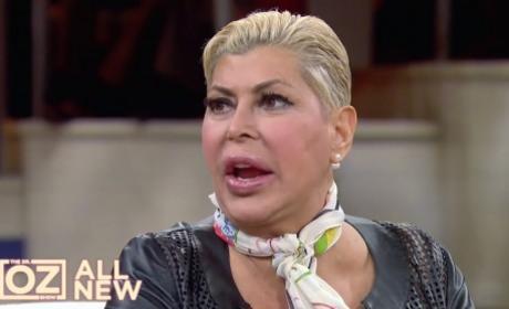 "Angela ""Big Ang"" Raiola Talks Cancer Treatment, Reveals Chances of Survival"