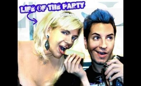 "Tan Mom ""Life of the Party"" Music Video: Watch, Call Psychiatrist Now!"