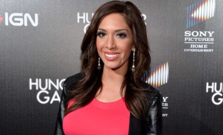 Farrah Abraham Promotes Erotic Novels With New Commercial: Watch and Laugh Now!
