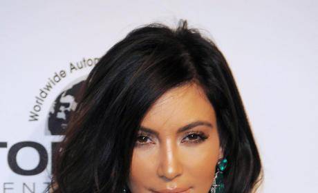 Source on Kim Kardashian and Kanye West: Just Friends