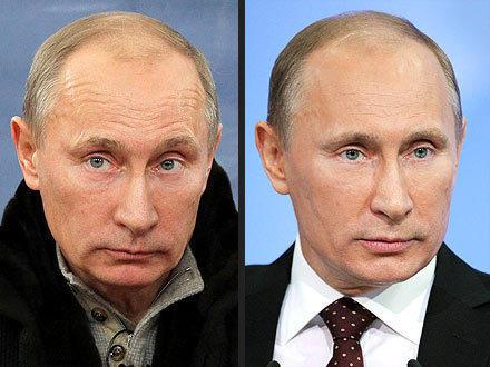 Vladimir Putin Plastic Surgery Photos Did Russian Prime