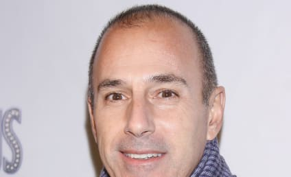 Matt Lauer to Replace Alex Trebek as Host of Jeopardy?