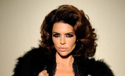 Lisa Rinna on The Real Housewives of Beverly Hills Cast: No Drama For Me!
