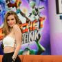 Bella Thorne Appears on Despierta America