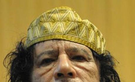 Moammar Gadhafi: Dead!