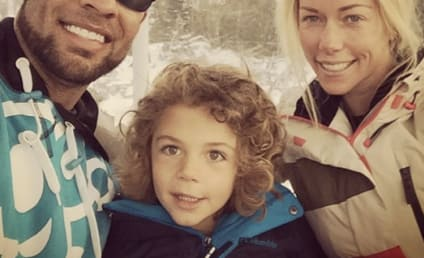 Kendra Wilkinson and Hank Baskett: All Smiles on the Slopes!