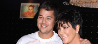 Rob Kardashian: FORCED to Make Up With Kim Kardashian?