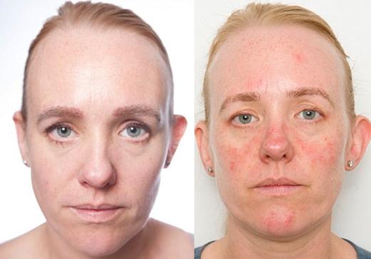 Makeup Impact