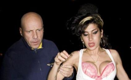 Amy Winehouse Heckles Cast, Assaults Staff Member, Bleeds on Actresses in Theater Melee