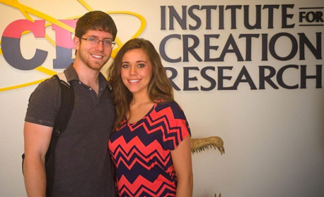 Jessa Duggar and Ben Seewald Visit Institute For Creation Research, Look to Prove God Exists