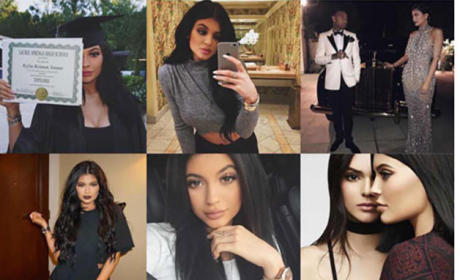 Kylie Jenner Received HOW MANY Instagram Likes in 2015?!?