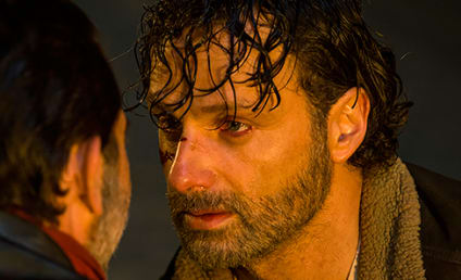 The Walking Dead Season 7 Episode 1: Batter Up!