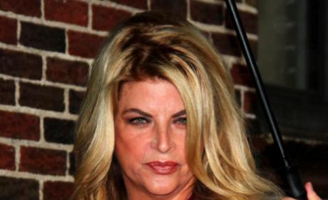 Kirstie Alley on John Travolta: NOT Gay!