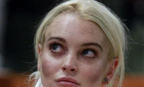 Lindsay Lohan Causes Fight, Refuses to Leave Bar