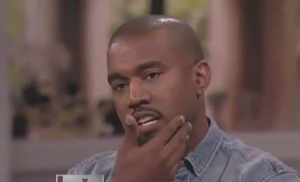 Kanye West on Kim Kardashian: She's My Joy!