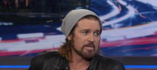 Billy Ray Cyrus on Arsenio