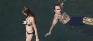 Ben Holz Won't Dispel Lindsay Lohan Dating Rumors