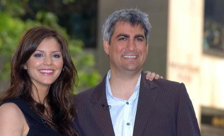Taylor Hicks Katharine McPhee Photo