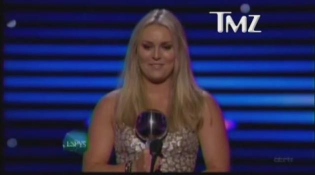 Lindsey Vonn Espy Speech The Hollywood Gossip