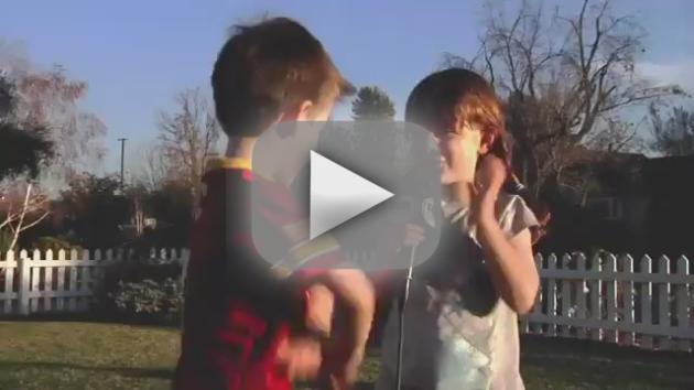 Children Re-Enact Richard Sherman Rant