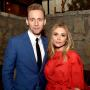 Tom Hiddleston and Elizabeth Olsen