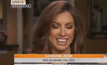 Katherine Webb on The Today Show: No Apology Necessary!