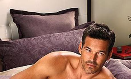 Eddie Cibrian: Naked For Charisma!