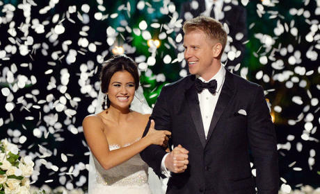 Sean Lowe and Catherine Giudici: Married!