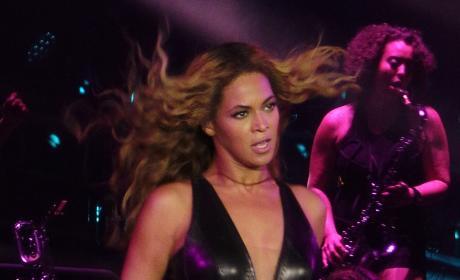 Beyonce Concert Photograph