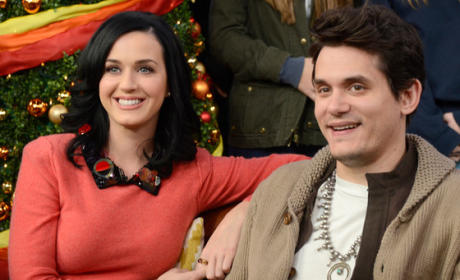 Katy Perry, John Mayer Image