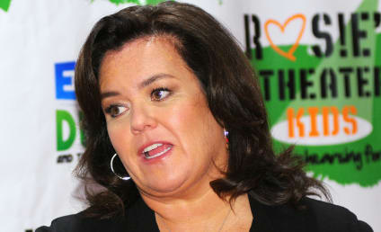 Rosie O'Donnell: Experiencing Strong Feelings for Michelle Rounds, Menopause