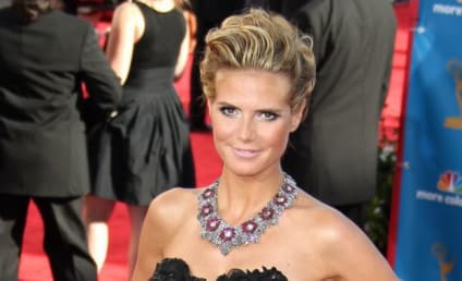 Heidi Klum Talks About Project Runway Tensions, Dreams