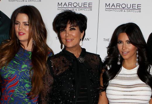 Khloe Kardashian, Kris Jenner, Kim Kardashian