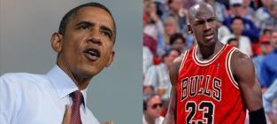 Barack Obama to Michael Jordan: Quit Hatin'!