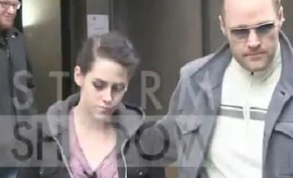 Kristen Stewart to Paparazzi in Paris: Freeze to Death!