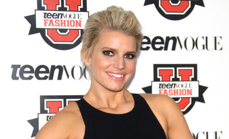 Jessica Simpson: PREGNANT With Third Child?!