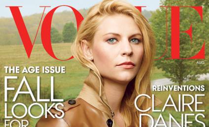 "Claire Danes Details Major Career Struggles, Is Just a ""Big Nerd"""