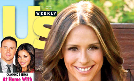 Jennifer Love Hewitt on Us Weekly
