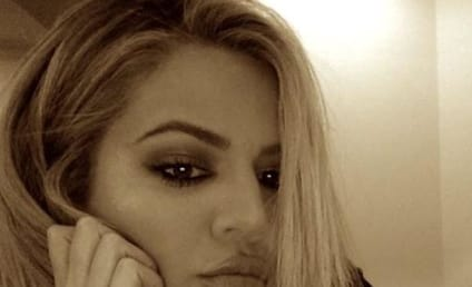 Khloe Kardashian Shares Sad Selfie Following Rob Kardashian Health Scare