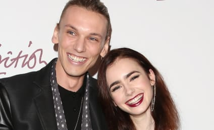 Lily Collins and Jamie Campbell Bower: It's Over!