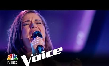 Sam Behymer - Royals (The Voice Audition)