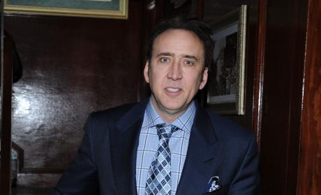 Nicolas Cage: 'Joe' NYC Screening