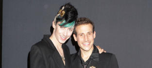 Johnny Weir and Husband: It's Over!