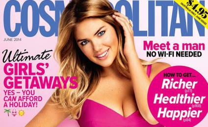 Kate Upton Cosmopolitan Cover: Damn, Girl!