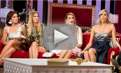 The Real Housewives of New York City Reunion Recap: Do NOT Ask About Ramona's Divorce!
