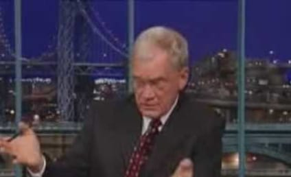 The David Letterman Blackmail, Sex Scandal: What's Your Take?