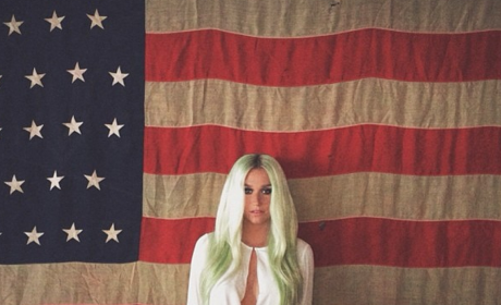 Kesha Goes Green: Love It or Loathe It?